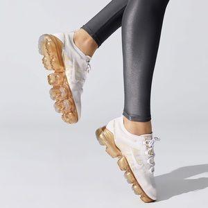 Nike Shoes - Nike Air VaporMax Cream Light Bone Sneakers